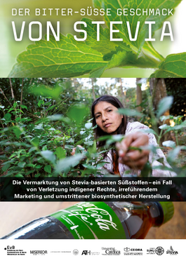 Cover page: The bitter sweet taste of Stevia