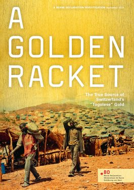 Cover page: A Golden Racket