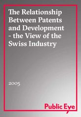 The relationship between patents and development
