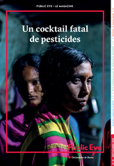 Un cocktail fatal de pesticides