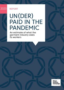 Cover page: Un(der)paid in the pandemic