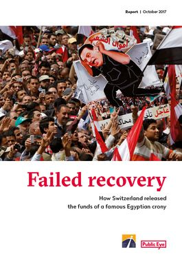 Cover page: Failed Recovery