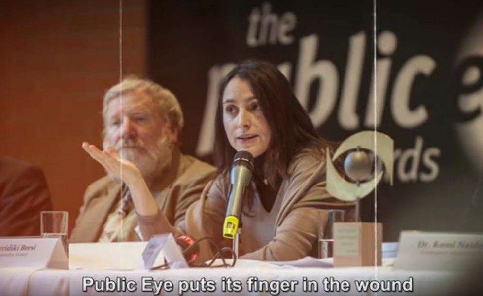Public Eye - Focus on Global Justice