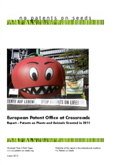 European Patent Office at Crossroads