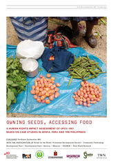 Owning Seeds, Accessing Food