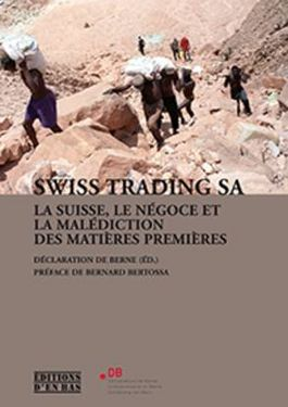 Couverture du rapport: Swiss Trading SA
