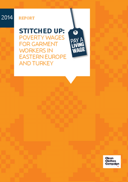 Cover page: Stitched Up