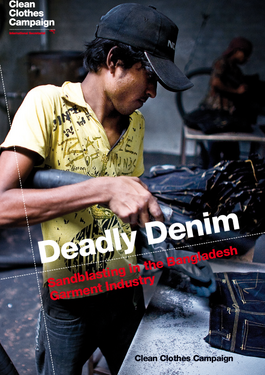 Cover page: Deadly Denim