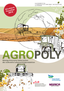 Cover page: Thematic issue «Agropoly»
