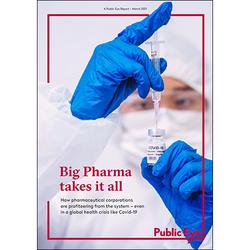 Big Pharma gewinnt immer