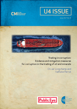 Cover page: Trading in Corruption