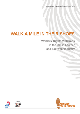 Cover page: Walk a Mile in Their Shoes