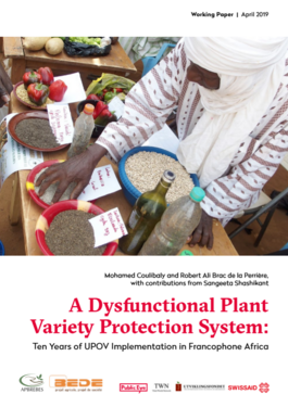 Titelbild A Dysfunctional Plant Variety Protection System