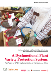 A Dysfunctional Plant Variety Protection System
