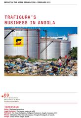 Trafigura's Business in Angola
